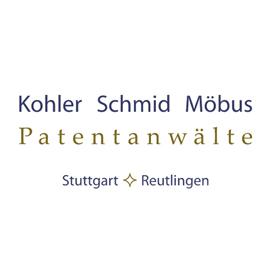 Kohler Schmid Möbus Patentanwälte Partnerschaftsgesellschaft mbB