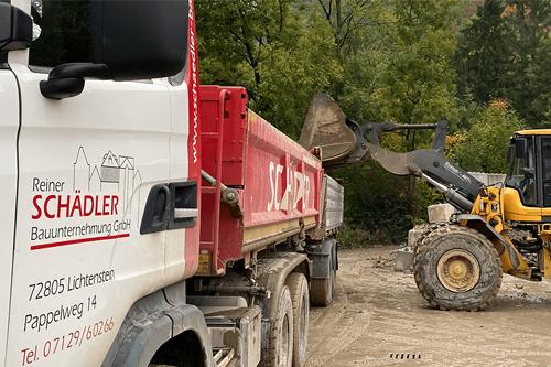 Reiner Schädler Bauunternehmung GmbH Firma