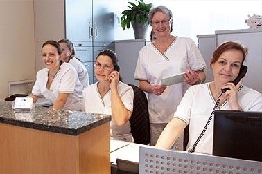 Klinik im Kronprinzenbau Firma