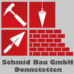 Logo Firma Schmid Bau GmbH  in Römerstein