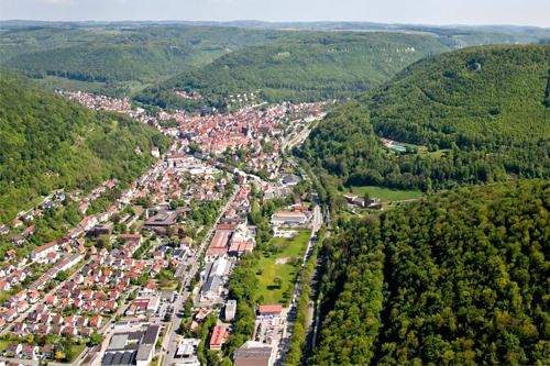 Stadt Bad Urach  Firma