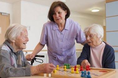 Seniorenwohn- und Pflegeheim St. Antonius Firma