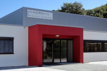 Hero GmbH  Firma