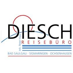 DERPART Reisebüro Diesch (Sigmaringen) Logo
