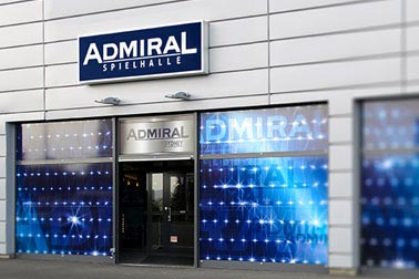 ADMIRAL ENTERTAINMENT GmbH Firma
