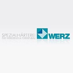 Logo Firma WERZ Vakuum-Wärmebehandlung GmbH & Co. KG in Gammertingen