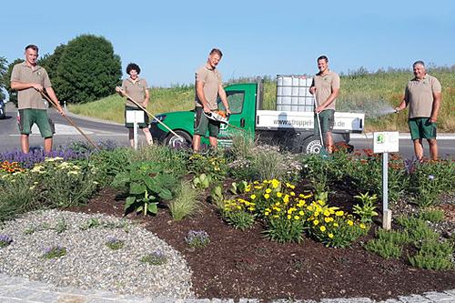 Stroppel Gartenbau & Gartenpflege Firma