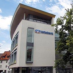 Volksbank Meßkirch eG Raiffeisenbank Logo