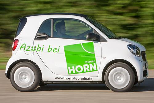 HORN GmbH & Co. KG  Firma