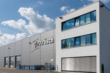 Glas Trösch GmbH  Firma