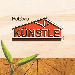 Logo Firma Holzbau Künstle in Pfullendorf