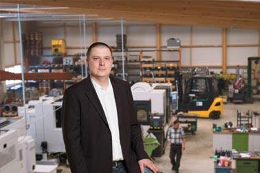 Peter Müller Maschinenbau Firma