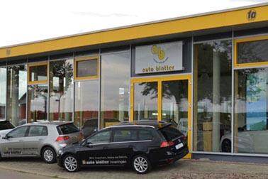 Auto Blatter  Firma