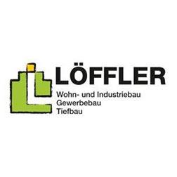 Logo Firma Löffler Hoch- und Tiefbau  in Stetten am kalten Markt