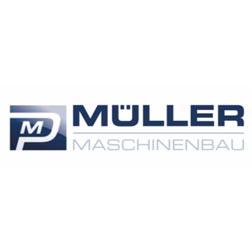 Logo Firma Peter Müller Maschinenbau in Illmensee