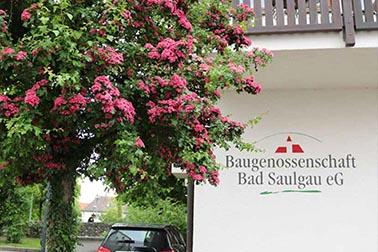 Baugenossenschaft Bad Saulgau eG Firma