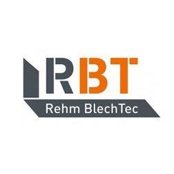 Logo Firma Rehm BlechTec GmbH in Blaubeuren