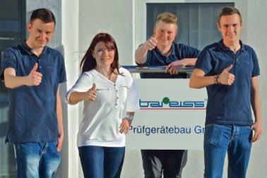 Bareiss Prüfgerätebau GmbH Firma
