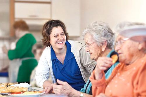 Seniorenpflegeheim St. Maria  Firma