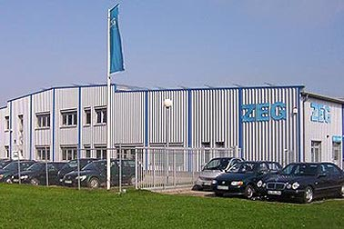 ZEG Zentraleinkauf Holz + Kunststoff eG  Firma