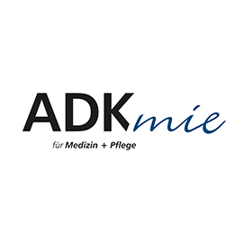 Logo Firma ADK GmbH für Gesundheit und Soziales  in Blaustein