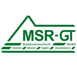 Logo Firma MSR Gebäudetechnik GmbH in Schelklingen