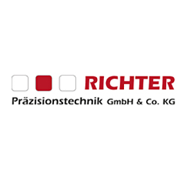 Logo Firma Richter Präzisionstechnik GmbH & Co. KG in Illerrieden