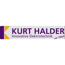Logo Firma Kurt Halder Elektroinstallationen  in Ehingen (Donau)