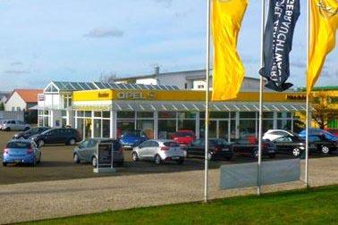 Autohaus Hasieber Firma