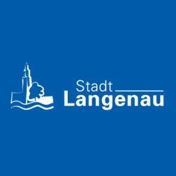 Logo Firma Stadt Langenau in Langenau