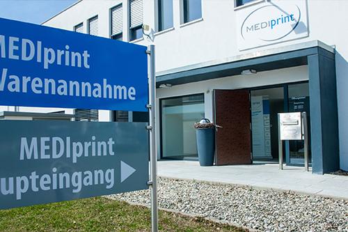 MEDIprint Geiselhart GmbH & Co. KG Firma