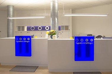 Tagesklinik Söflingen Firma