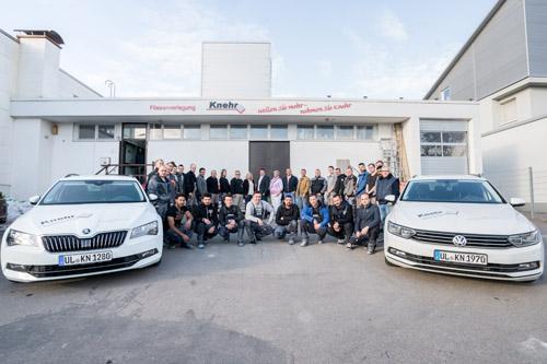 Knehr Fliesenverlegung GmbH  Firma