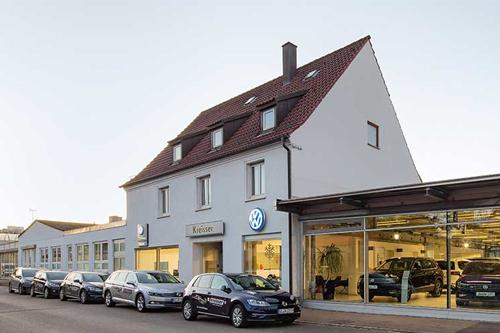 Autohaus Kreisser GmbH & Co. KG  Firma