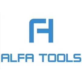Logo Firma Alfa Tools Spezialmaschinenfabrik GmbH in Westerheim