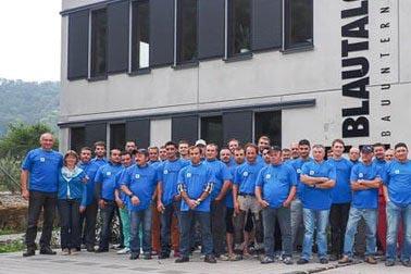 Blautal Bauunternehmen GmbH  Firma