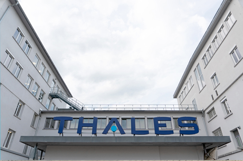 Thales Deutschland GmbH Firma