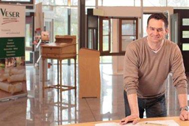 Veser Schreinerei und Fensterbau GmbH Firma