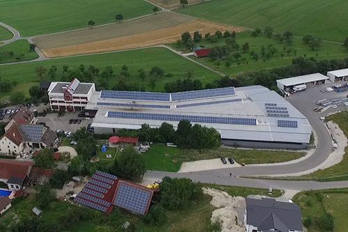 Mundal Fenster- u. Fassaden-Technik GmbH  Firma