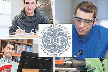 Universität Ulm Firma