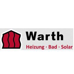 Logo Firma Warth Heizung - Bad - Solar  in Allmendingen