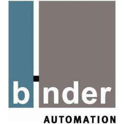 Logo Firma Binder Automation  in Lonsee