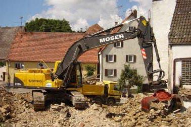 MOSER Hoch- und Tiefbau GmbH Firma