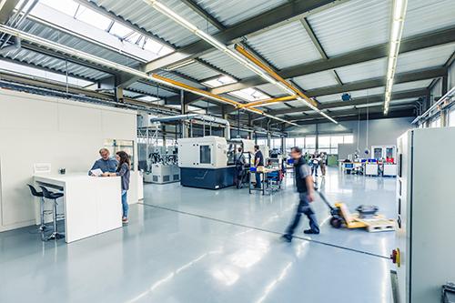 SMS Maschinenbau GmbH Firma