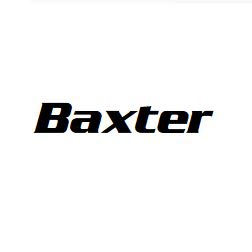Logo Firma Baxter Hechingen in Hechingen