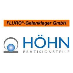 FLURO-Gelenklager GmbH Logo