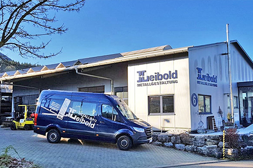 Metallbau Leibold Firma