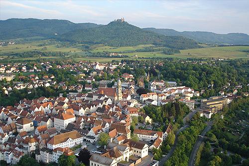 Stadt Hechingen Firma