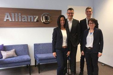 Allianz Generalvertreter Peter Endress Firma