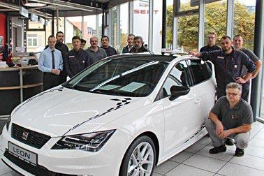 Autohaus Dehner GmbH  Firma